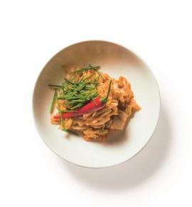 Kimchi salotos